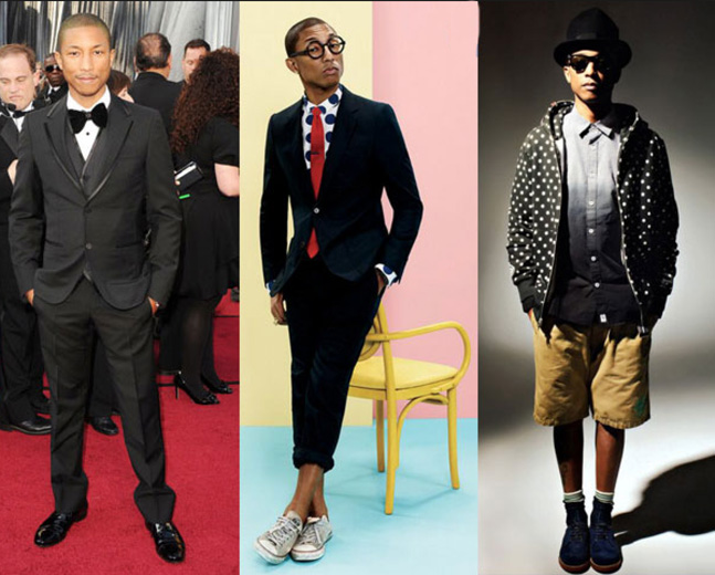 Pharrell Decoded